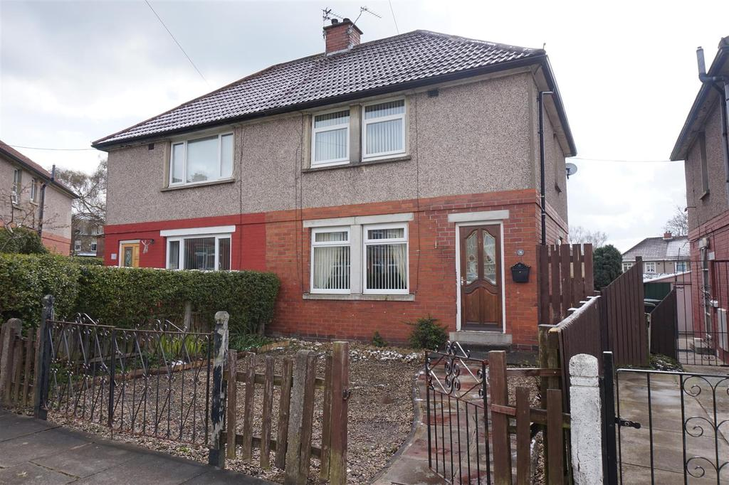 2 Bedrooms Semi Detached House for sale in Howarth Crescent, Swain House, Bradford, BD2 1HZ