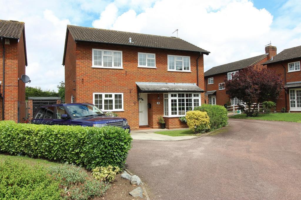 4 Bedrooms Detached House for sale in Queen Elizabeth Close, Shefford, Bedfordshire