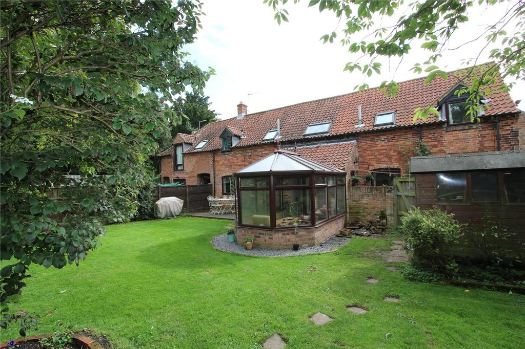 4 Bedrooms Barn Conversion Character Property for sale in Kneesall, Newark, Nottinghamshire