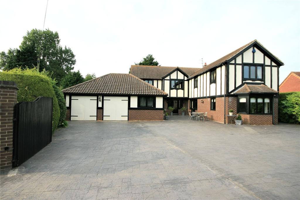 4 Bedrooms Detached House for sale in Thary Lane, Surfleet, PE11