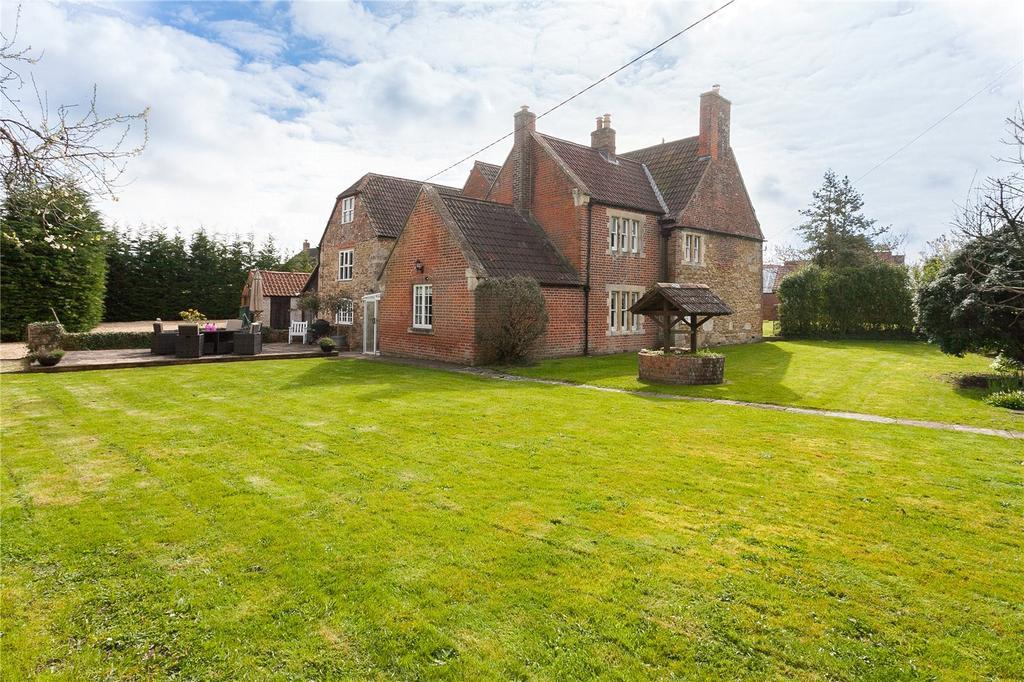 5 Bedrooms Detached House for sale in Bratton Road, West Ashton, Trowbridge, Wiltshire, BA14