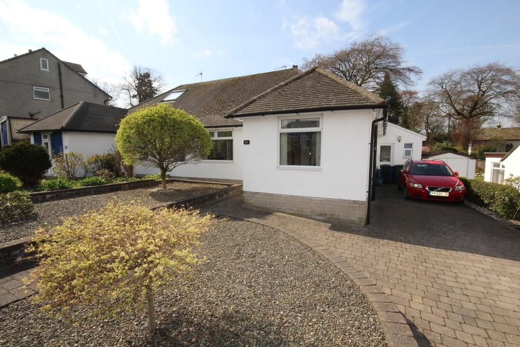 4 Bedrooms Semi Detached Bungalow for sale in 41 Sandgate, Kendal