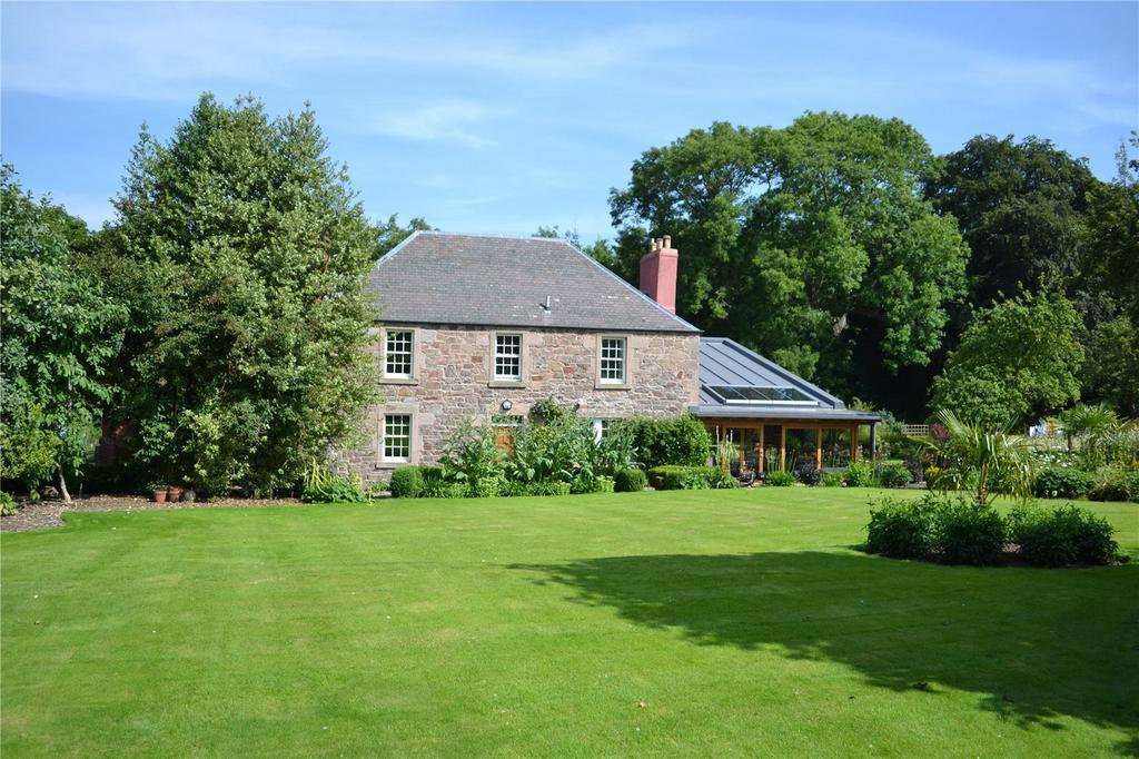 4 Bedrooms Detached House for sale in Hillburn House, Ayton, Eyemouth, Berwickshire