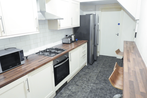5 bedroom terraced house to rent - Gordon St, HU3