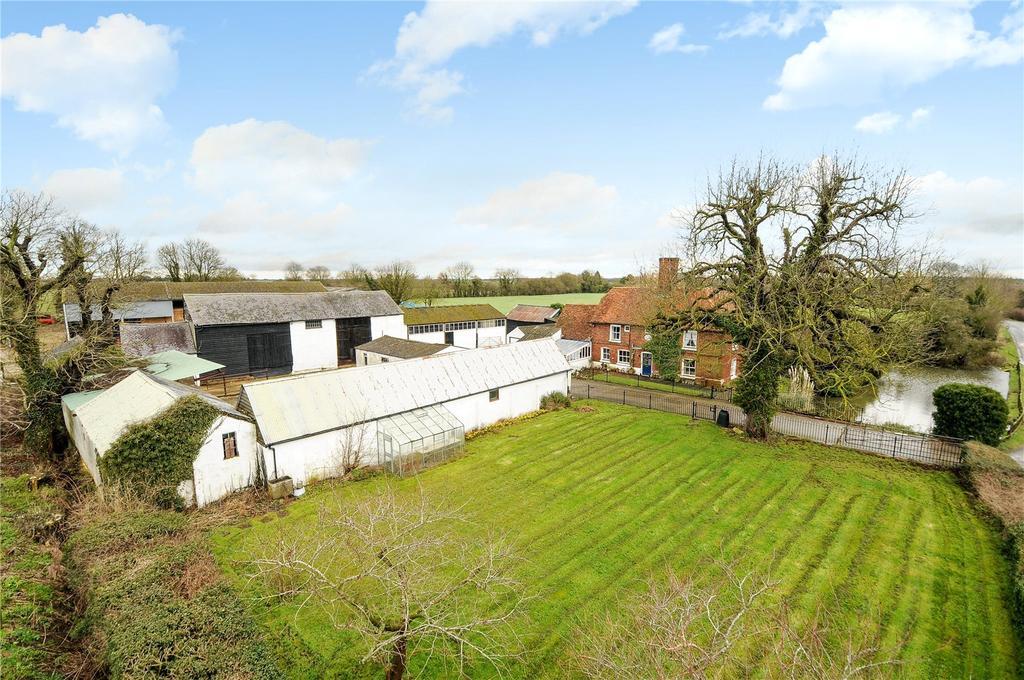 4 Bedrooms Unique Property for sale in West Road, Sawbridgeworth, Hertfordshire, CM21