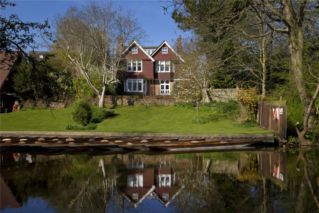 4 Bedrooms Detached House for sale in Bardwell Road, Central North Oxford, OX2