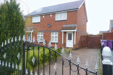 2 bedroom semi-detached house to rent - Gleave Crescent, Liverpool