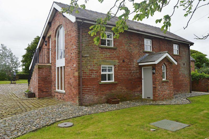 4 Bedrooms Detached House for sale in OPEN TO VIEW SATURDAY 8TH JULY 12 - 2PM. Church Barn, Ghants Lane, Hambleton, FY6 9DG