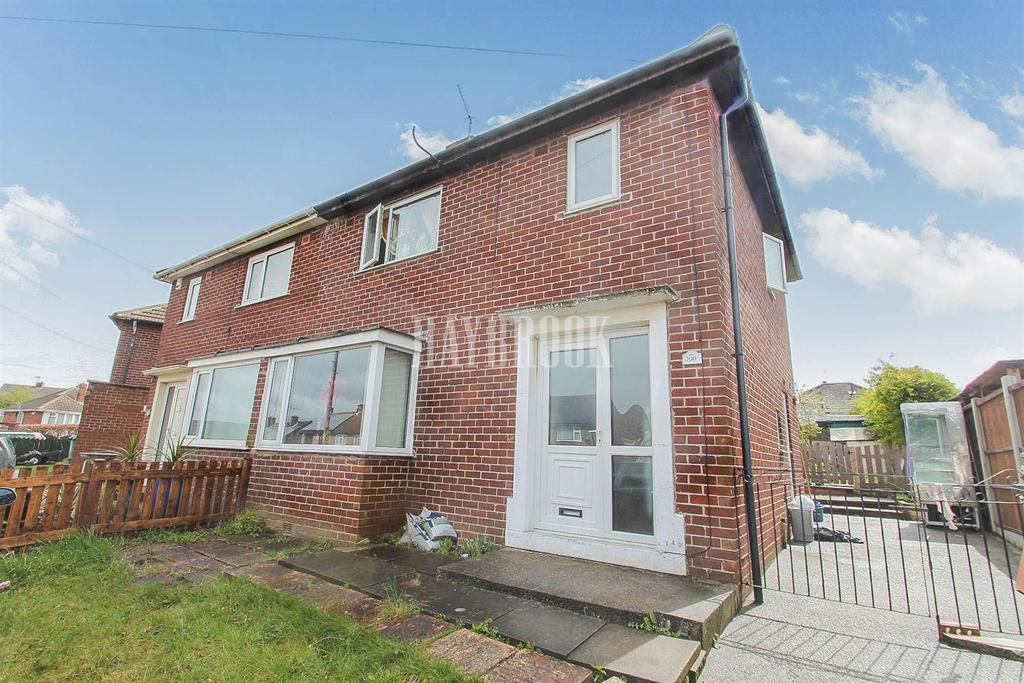 3 Bedrooms Semi Detached House for sale in Manor Road, Brinsworth