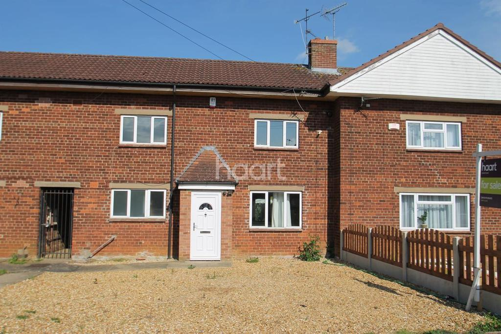 4 Bedrooms Terraced House for sale in Heathfield Road, Grantham
