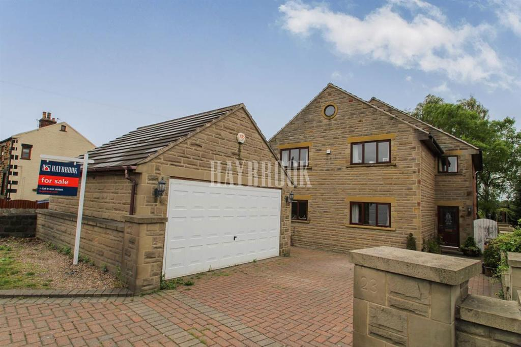 4 Bedrooms Detached House for sale in Dearne Hall Road, Barugh Green