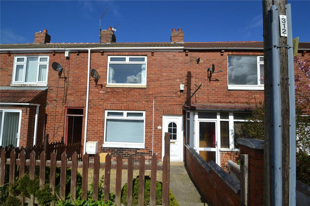 2 Bedrooms Terraced House for sale in Hardwick Street, Blackhall, Co Durham, TS27