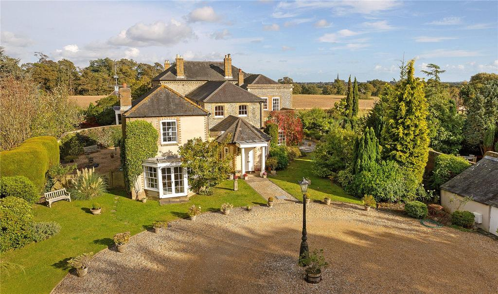 4 Bedrooms House for sale in Salthill Road, Chichester, West Sussex