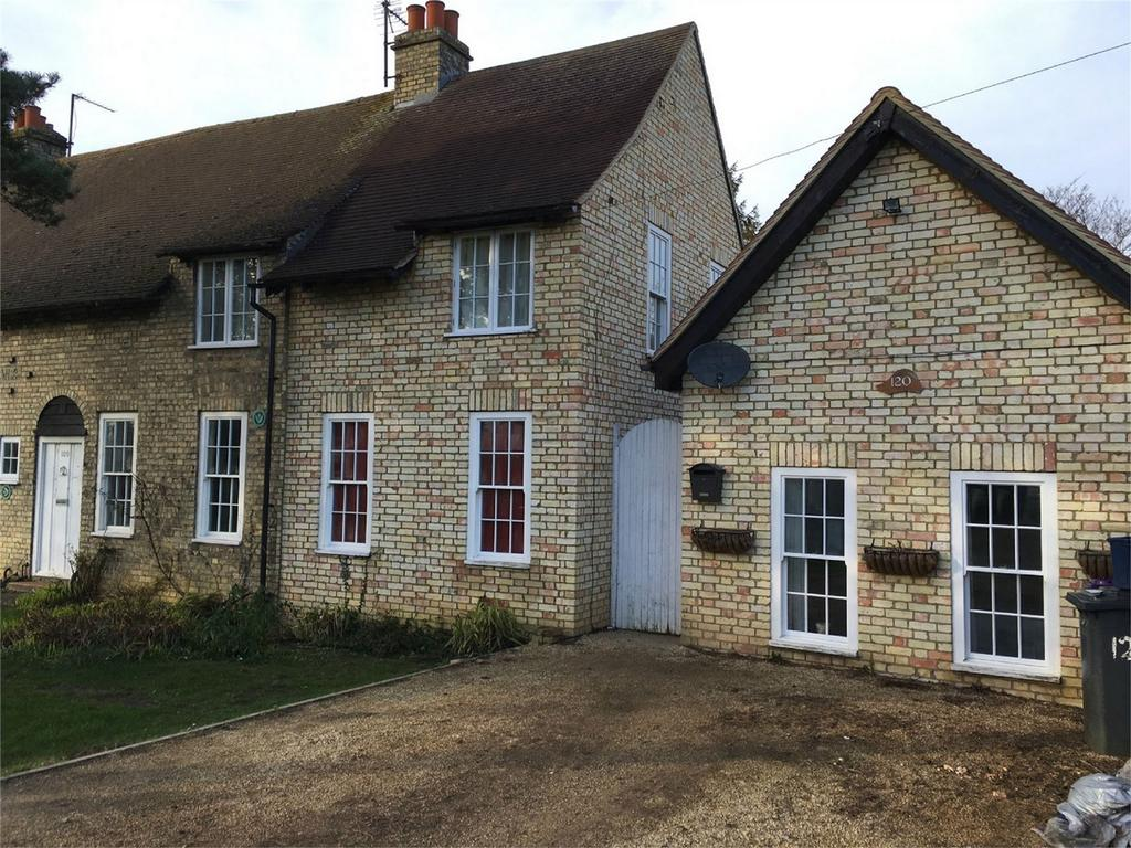5 Bedrooms Semi Detached House for sale in Wilbury Road, Letchworth, Herts