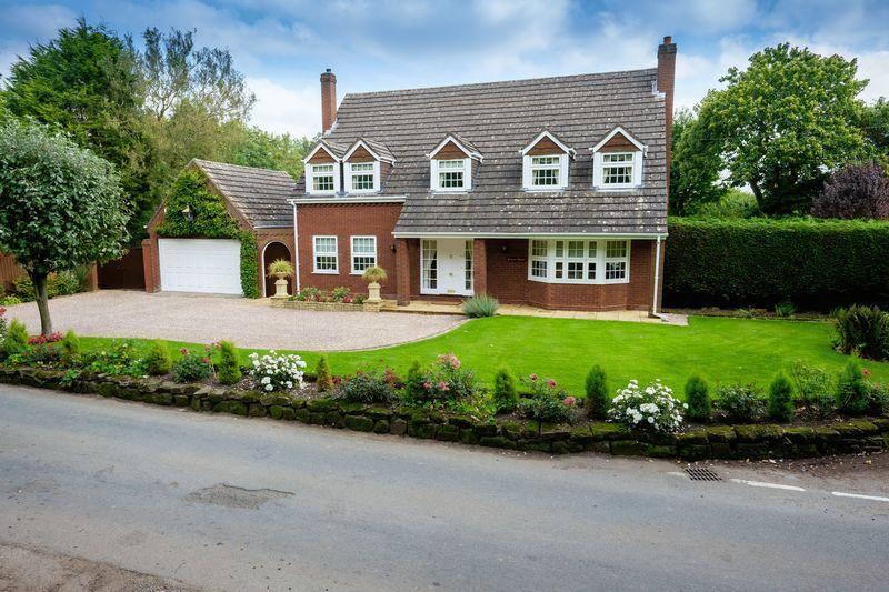 4 Bedrooms Detached House for sale in Carver House, Horsebrook Lane, Brewood