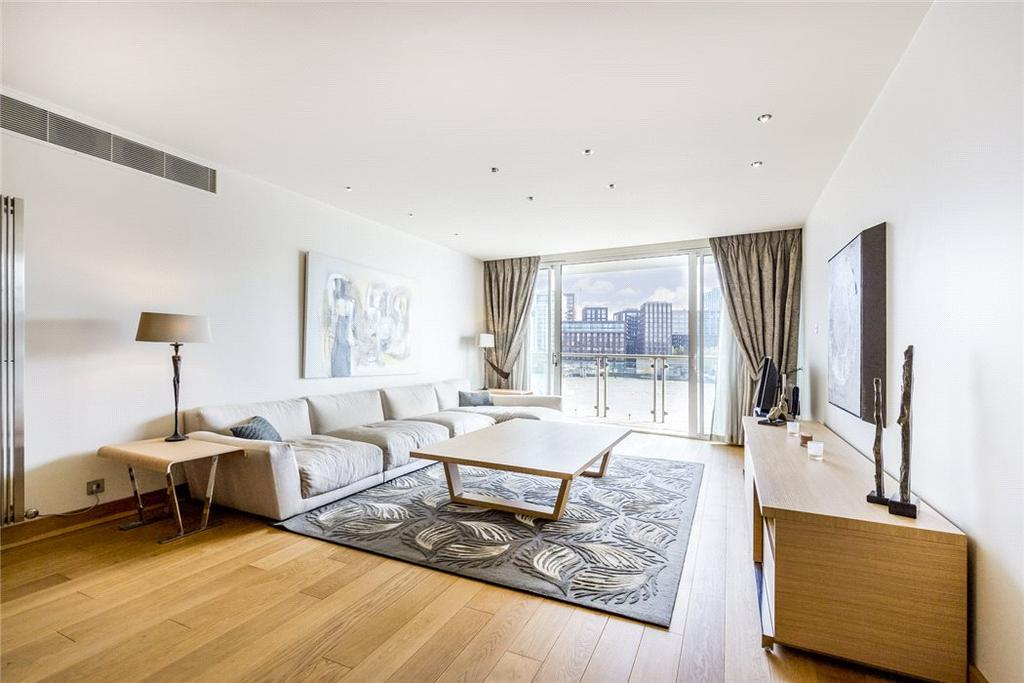 3 Bedrooms Flat for sale in The Icon Apartments, 129 Grosvenor Road, Pimlico, London, SW1V