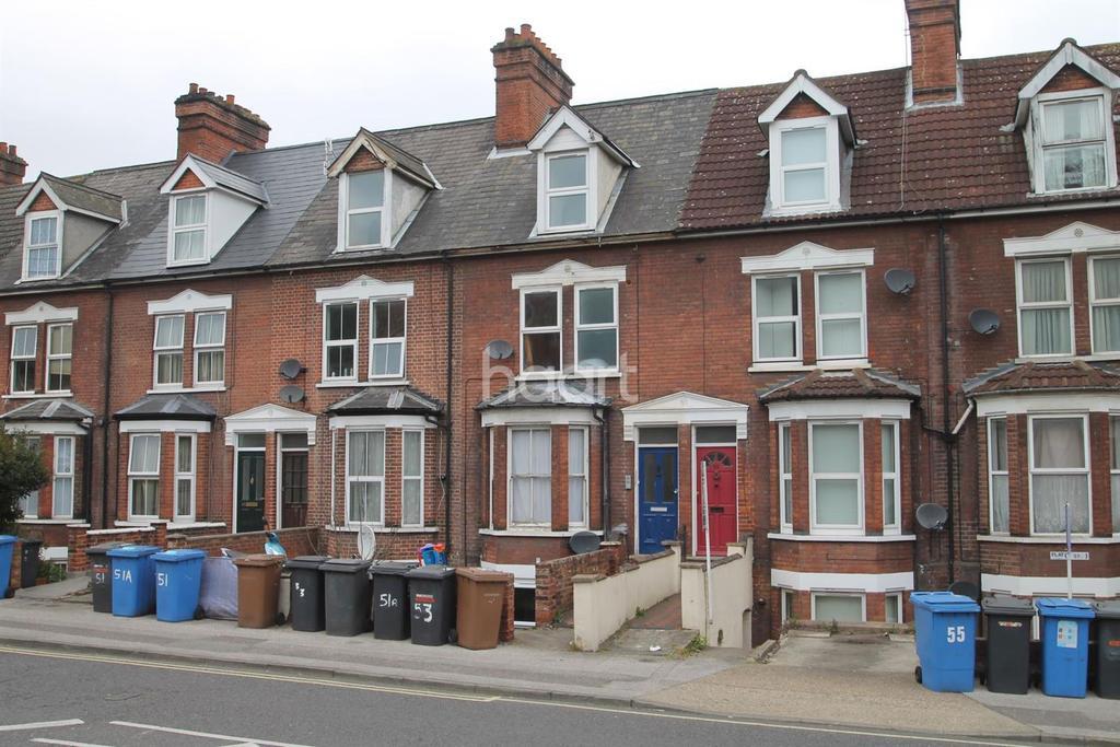 1 Bedroom Flat for sale in Burrell Road, Ipswich, IP2