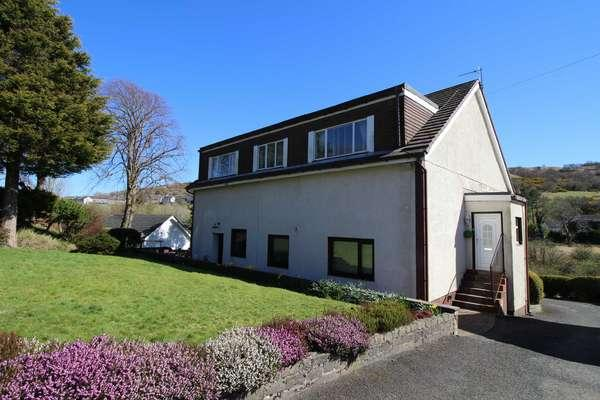 4 Bedrooms Flat for sale in Upper Flat, Ravenscraig Cottage, Inverkip Road, Greenock, PA16 0QD