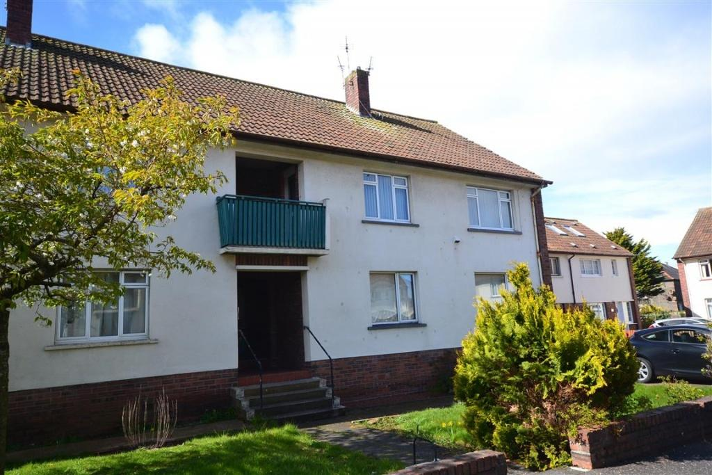 2 Bedrooms Flat for sale in 4D Callander Place, Ayr, KA8 9EL