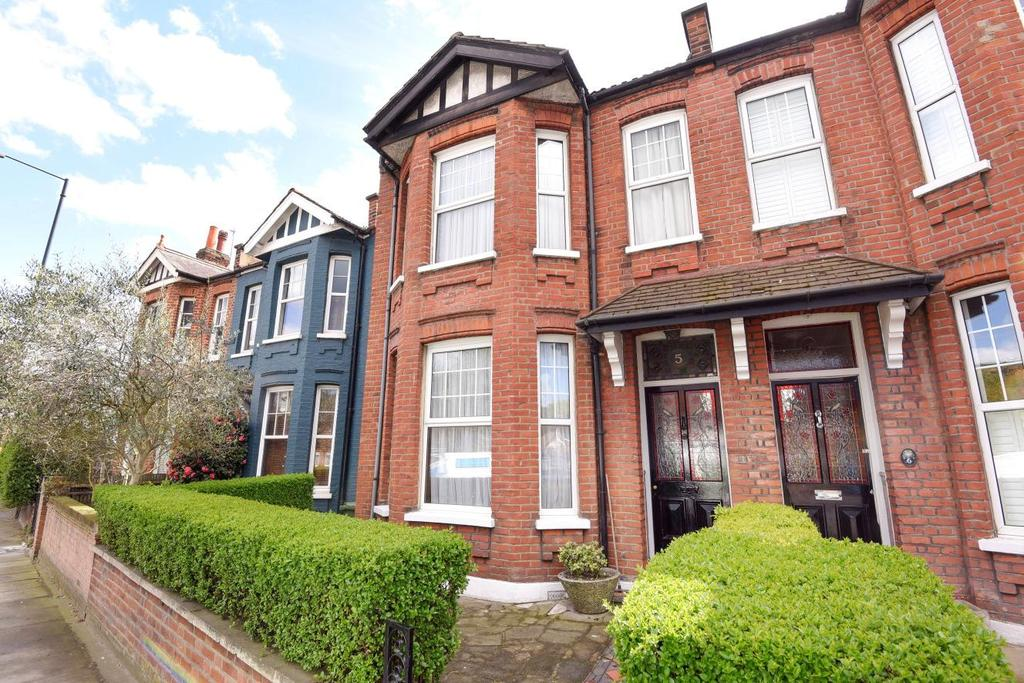 4 Bedrooms Semi Detached House for sale in Gap Road, Wimbledon, SW19