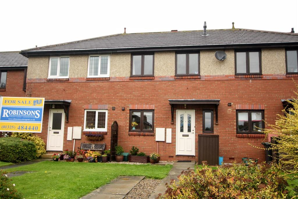 3 Bedrooms Terraced House for sale in Courtlands Road, Darlington