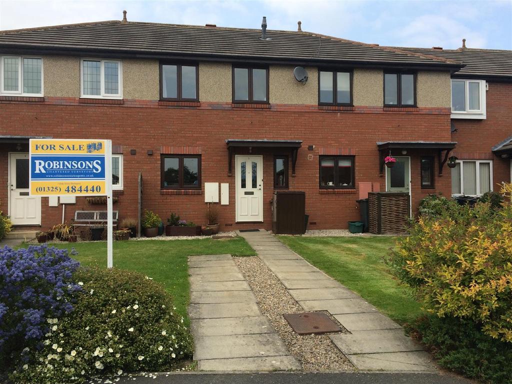 3 Bedrooms Terraced House for sale in Courtlands Road, Darlington