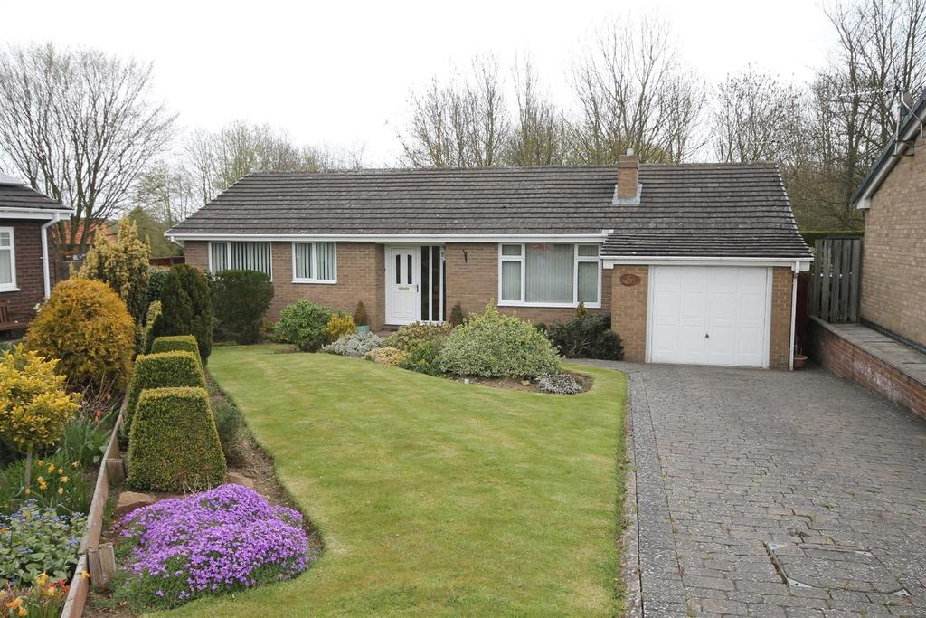 3 Bedrooms Detached Bungalow for sale in Meatlesburn Close, School Aycliffe