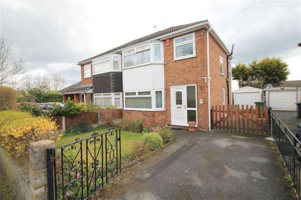 3 Bedrooms Semi Detached House for sale in High Street, Gwersyllt, Wrexham