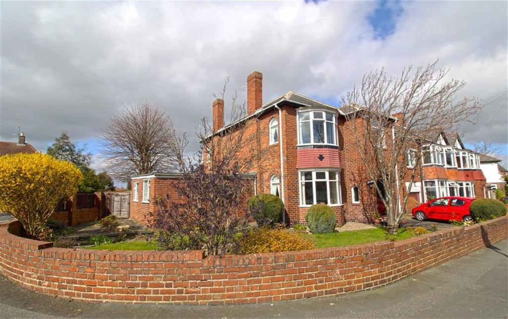 4 Bedrooms Detached House for sale in Polwarth Road, Newcastle Upon Tyne, NE3