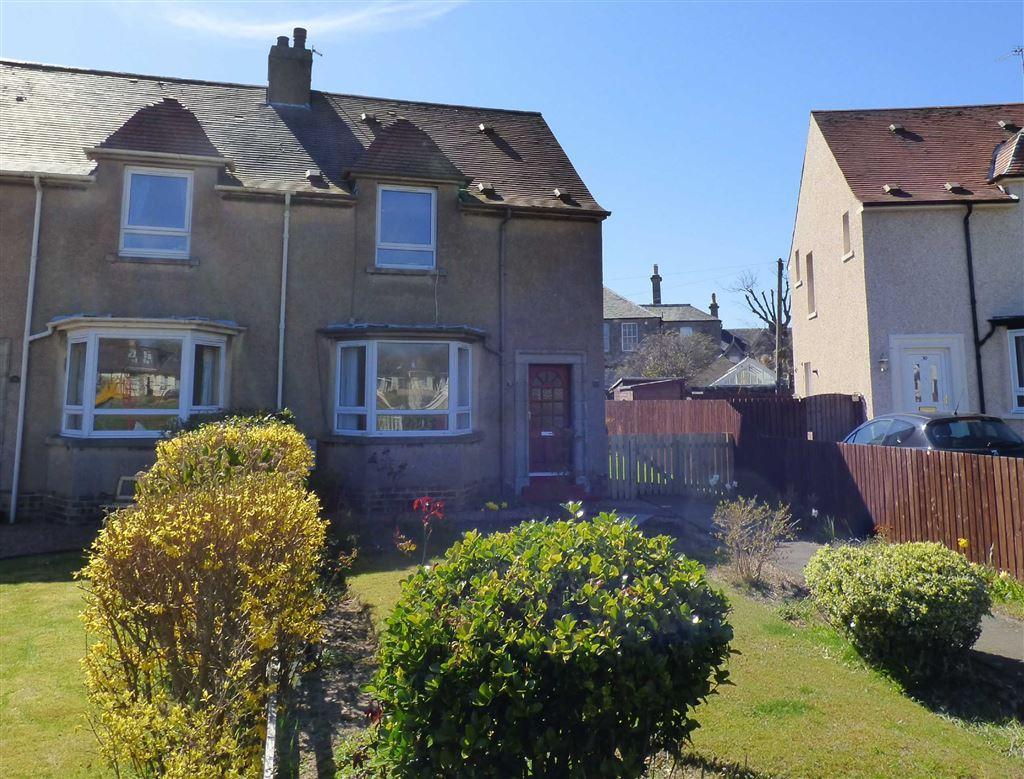 2 Bedrooms Semi Detached House for sale in Woodside Crescent, Elie, Fife