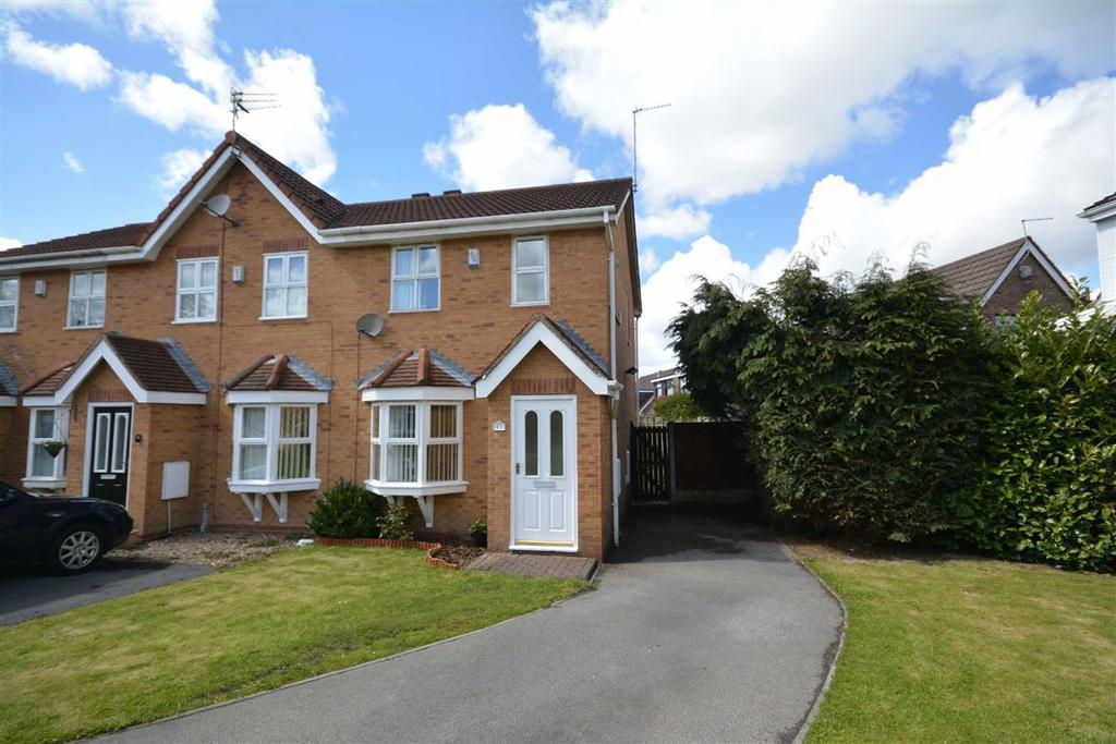 2 Bedrooms Mews House for sale in Derringstone Close, St Helens, WA10