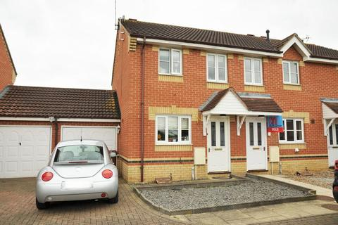 2 bedroom end of terrace house to rent - Turnstone Way, Stanground, PETERBOROUGH, PE2