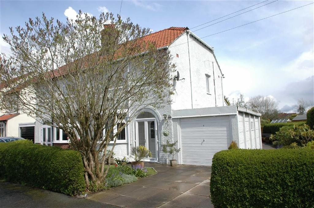 3 Bedrooms Semi Detached House for sale in Broadway East, Newton, Chester
