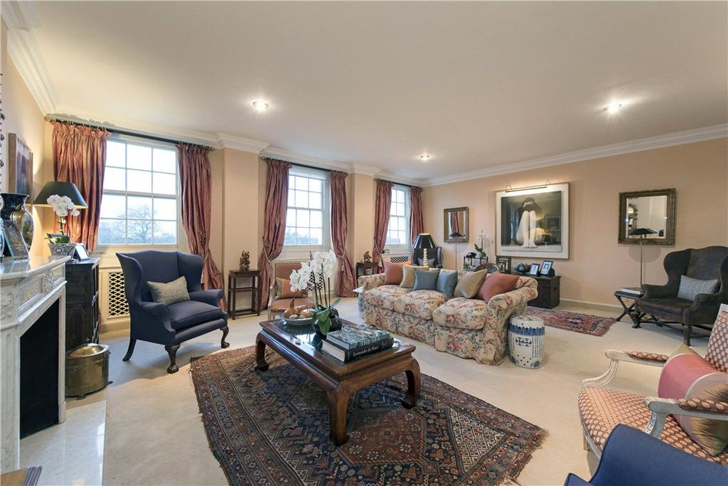 4 Bedrooms Flat for sale in Hyde Park Gardens, Hyde Park, London, W2