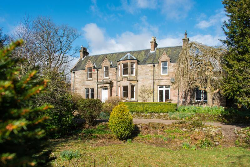 5 Bedrooms Detached House for sale in Linton Muir, West Linton, Peeblesshire, Scottish Borders