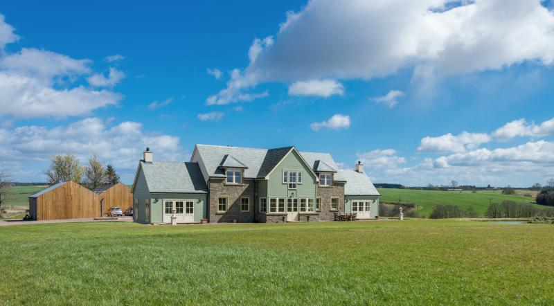 5 Bedrooms Equestrian Facility Character Property for sale in Woodmouth House and Plot, Madderty, Crieff, Perthshire