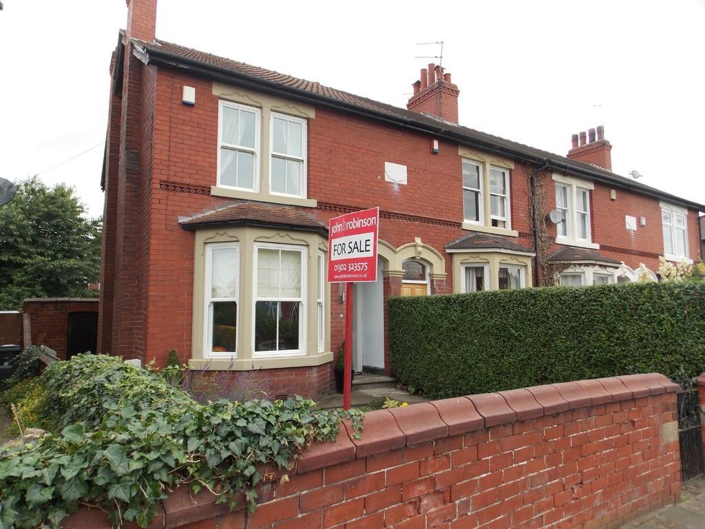 3 Bedrooms End Of Terrace House for sale in Buckingham Road, Town Moor