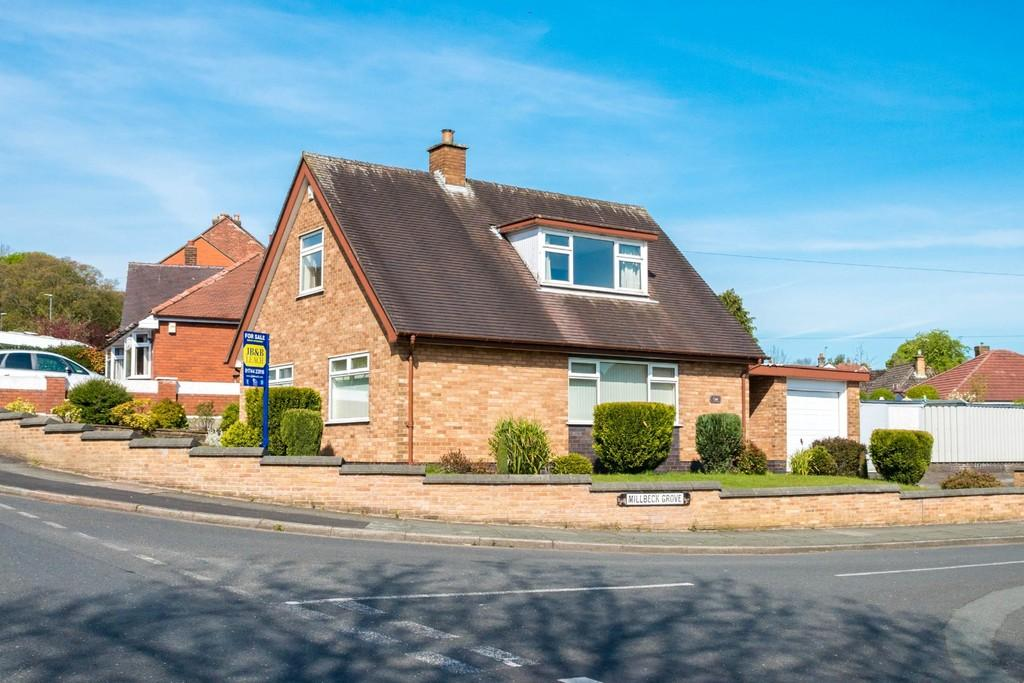 4 Bedrooms Detached Bungalow for sale in Millbeck Grove, St Helens