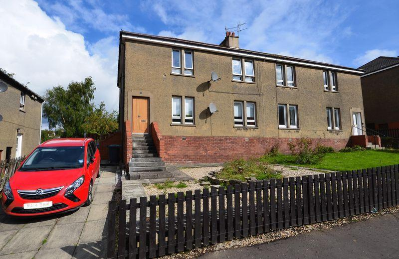 2 Bedrooms Flat for rent in Haughton Avenue, Kilsyth