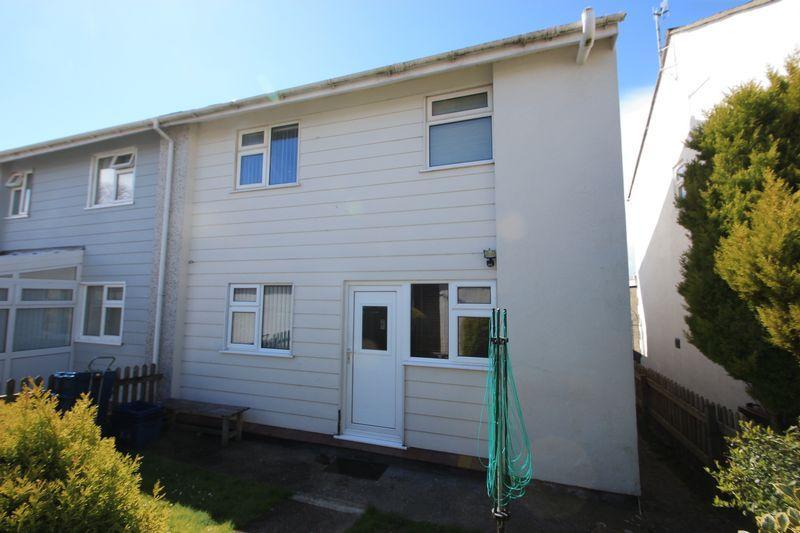 3 Bedrooms Semi Detached House for sale in Waunfawr, Gwynedd