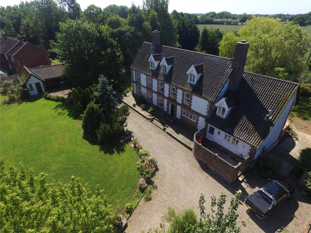 6 Bedrooms Unique Property for sale in Mill Lane, Ilketshall St. Andrew, Beccles, Suffolk, NR34