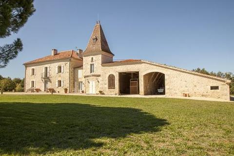 5 bedroom farm house  - Castera Verduzan, Gers, Midi Pyrenees