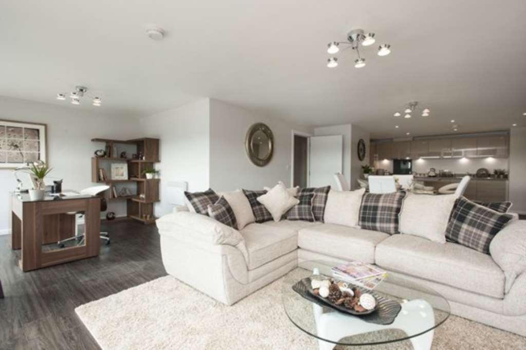 3 Bedrooms Penthouse Flat for sale in 10.02 Marco Island, Huntingdon Street, Nottingham NG1