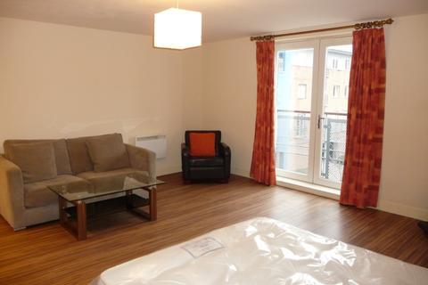 Studio to rent - Marmion Court, Ochre Yards, Gateshead NE8