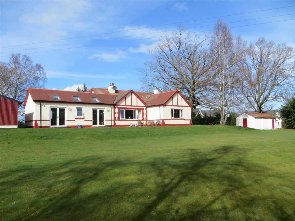 4 Bedrooms Detached House for sale in Gollanfield, Inverness