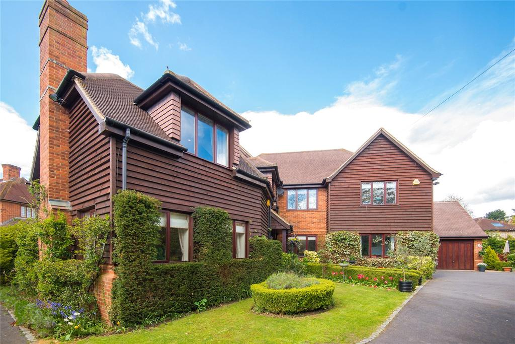 5 Bedrooms Detached House for sale in West End Lane, Stoke Poges, Bucks