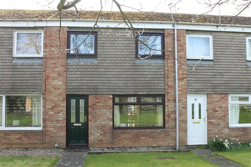 3 Bedrooms Terraced House for sale in 11 Rowntree Avenue, Tweedmouth, Berwick-upon-Tweed, Northumberland