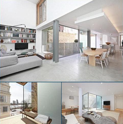 3 bedroom house to rent - Cheyne Walk, Chelsea, London, SW10