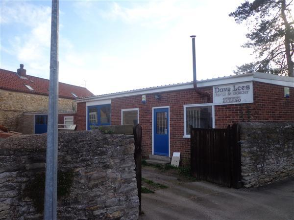 Land Commercial for sale in JOINERS WORKSHOP, RED LION PASSAGE, KIRTON LINDSEY