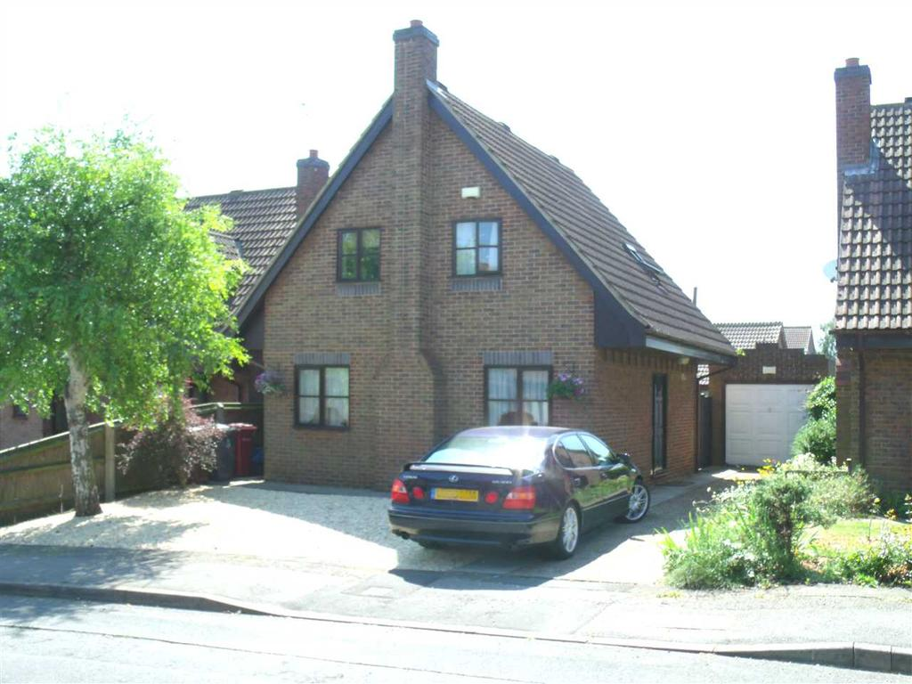 3 Bedrooms Detached House for sale in APPLEBY GARDENS, BROUGHTON, BRIGG